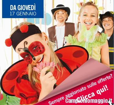 Costumi Halloween 2019 Lidl.Lidl Le Offerte Sui Costumi Di Carnevale 2013 Campioniomaggio It