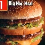 Buono per un Big Mac Gratis con McDonald's