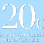 Buono acquisto 20€ di Combipel per la collezione Primavera 2013