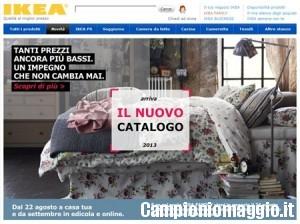Copia omaggio del catalogo ikea for Carta da parati ikea 2015 catalogo