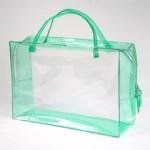 Campione in omaggio: borsa trasparente