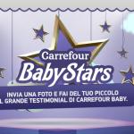 Vinci 2000 euro in buoni spesa con Carrefour Baby Star