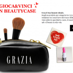 Vinci il beauty case di Grazia.it