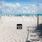 Concorso: vinci un Beach Pack Pimkie