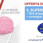Offerta SuperMocio 1-2 Spray di Vileda