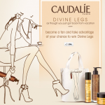 Vinci i prodotti Caudalie per gambe divine!