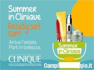 Riccione: seduta make up Clinique omaggio