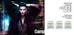 Crea il tuo make up e vinci prodotti Kiko