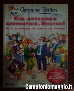 Che avventura stratopica Stilton
