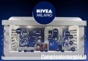Bari-Milano: campioni omaggio Nivea