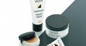 Campione omaggio fondotinta Vichy (in farmacia)