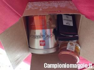 Sample box Illy