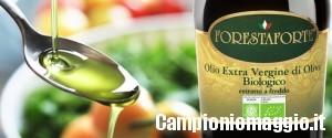 Campione omaggio di olio Forestaforte