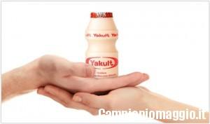 Concorso e buono sconto Yakult