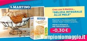 Buoni sconto sui prodotti San Martino