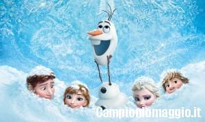 Vinci i biglietti per Frozen (1000 ingressi gratis al giorno)