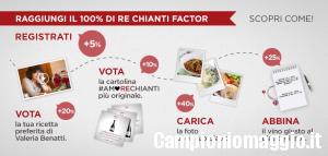 Vinci bottiglie di Chianti e un weekend in Toscana