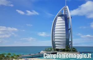 Vinci un soggiorno a Dubai