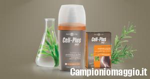 Campione omaggio Cell Plus anti cellulite