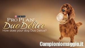 Tour PRO PLAN: Campioni omaggio Purina per Cani