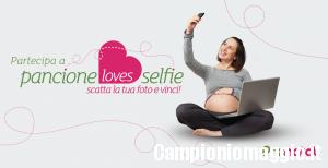 Concorso Prenatal: fotografa il pancione e vinci shopping card