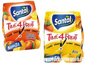 Buoni sconto Santal Time4Fruit
