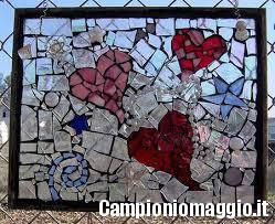 Come riciclare specchi rotti campioni omaggio - Superstizione specchio rotto ...