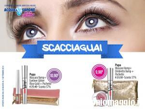 Acqua&Sapone: cosmetici Pupa con il 57% di sconto