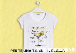 Omaggio con acquisto: T-shirt gratis da Motivi