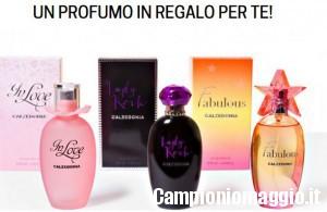 Calzedonia: profumo in regalo (con acquisto)