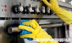Come pulire il forno in modo economico e naturale