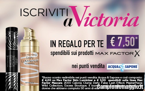 coupon-sui-cosmetici-max-factor