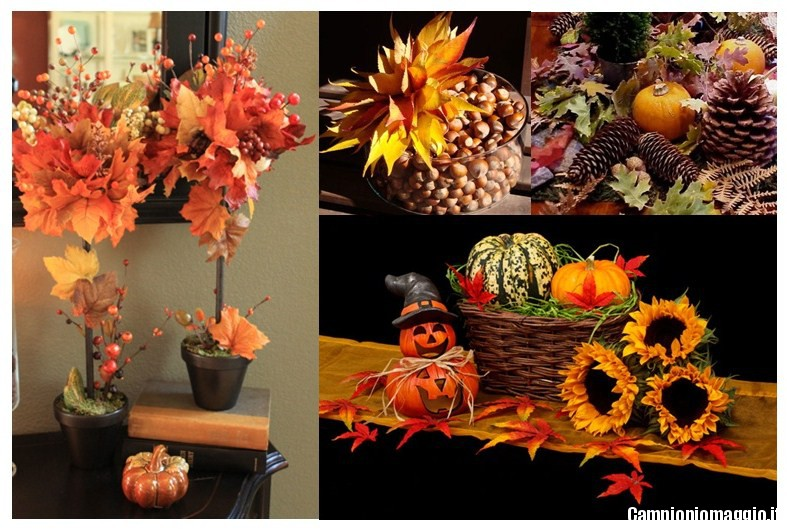 Idee fai da te per decorare la tua casa in autunno for Idee fai da te per decorare casa