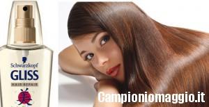 Diventa tester del Balsamo capelli lisci Swarzkopf Gliss