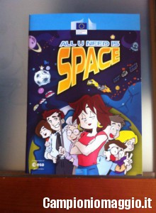 All you need is Space!