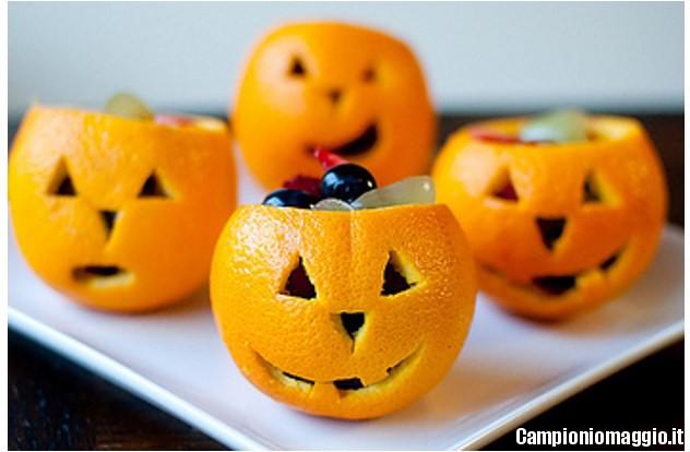 10 idee per una cena di halloween a casa campioniomaggio for Idee di cucina per halloween
