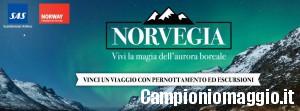 Vinci un viaggio in Norvegia con eDreams