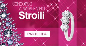 Concorso Stroili: vinci Trilogy in oro bianco e diamanti e altre premi