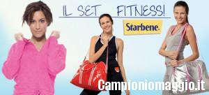 Kit per il fitness in omaggio su Starbene