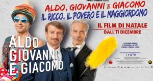 Carrefour: Biglietto Cinema Omaggio per 'Il ricco, il povero e il maggiordomo'