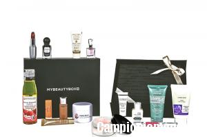 MyBeautyBox: CHRISTMAS BOX – Korff Edition + Kit Beauty + Abbonamento annuale ad Amica a soli 27 Euro