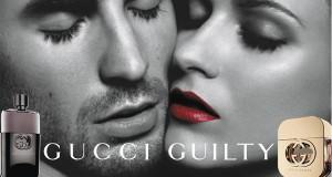 Campioni omaggio dei profumi Gucci Guilty