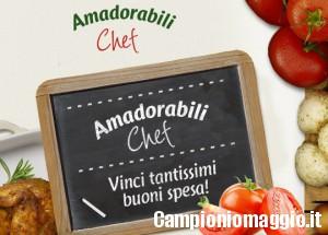 Vinci carnet di coupon Amadori