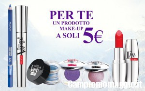 Con Snow Queen Make Up Pupa a 5 euro
