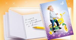 Pampers Progressi ti regala il Block Notes personalizzato