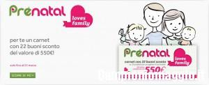22 buoni sconto Prenatal