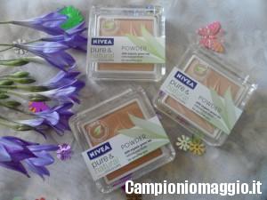 400 confezioni di cipria Nivea da testare