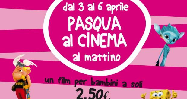 The Space: Pasqua al cinema