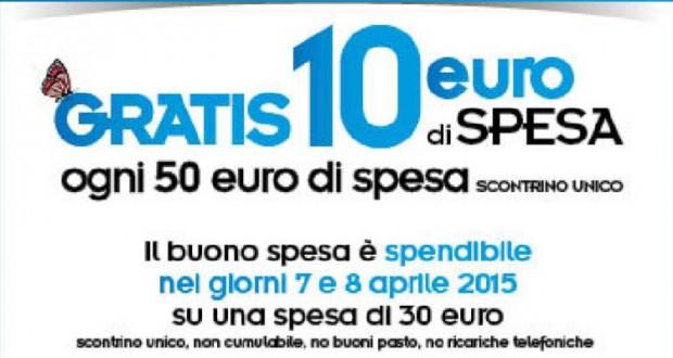 Supermercati DOK: gratis 10 euro di spesa