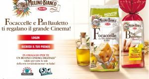 Focaccelle PanBauletto ti regalano un buono cinema